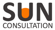 SUN CONSULTATION Logo